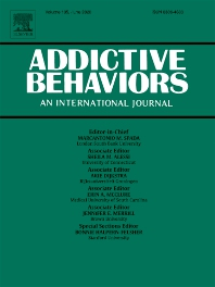 Addictive Behaviors An International Journal